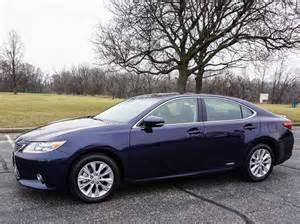 review 2015 lexus es 300h hybrid 95 octane