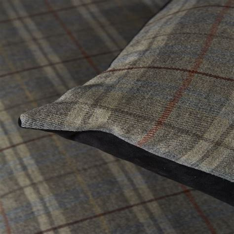 Tweed Futon Cover by Tweed Wool Mattress Bed Grey
