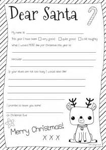 dear templates dear santa letter let s talk about to santa