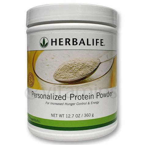 e protein powder herbalife personalized protein powder 360 g