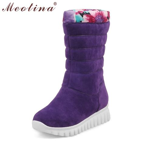 womens snow boots size 11 cr boot