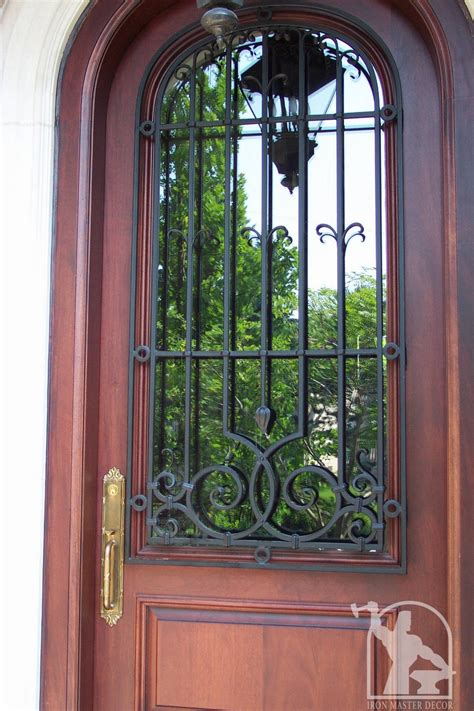 Wrought Iron Front Doors Wrought Iron Front Door Photo Gallery Iron Master