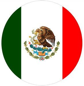 Halos Lights Mexican Flag Led Door Projector Courtesy Puddle Logo