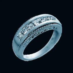 platinum rings stylish platinum ring manufacturer from