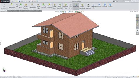 design works 3d home kit solidworks tutorial sketch house in solidworks youtube