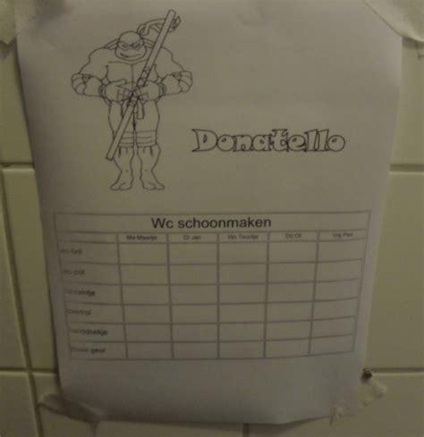 Voorbeeld Schoonmaakrooster Toilet by Wc Schoonmaken In 12 Stappen Naar Een En Schoon Fris Toilet