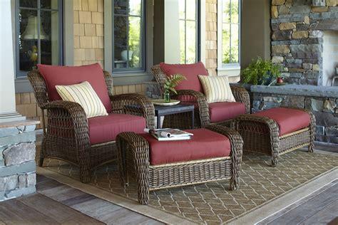 relaxing   patio backyard