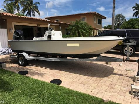 offshore bay boats for sale 1988 used wahoo 18 5 offshore bay boat for sale 23 499