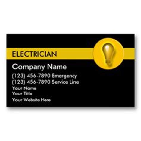 Business Cards Electrical Templates Free by Business Cards On 39 Pins