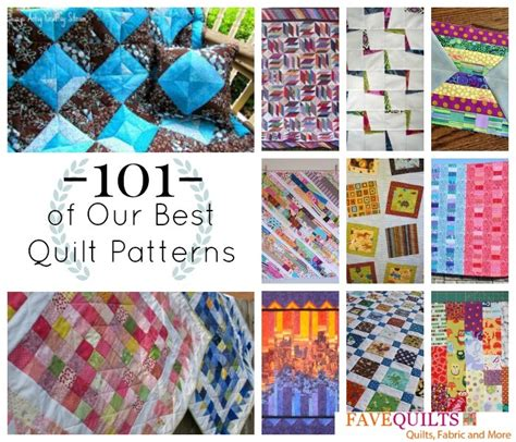Best Baby Quilt Patterns by 101 Of Our Best Quilt Patterns For Free Banner
