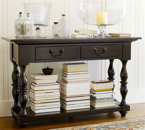 Console Table Pottery Barn For The Home Pinterest Sofa Table Pottery Barn
