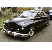 1949 Mercury Custom  Hotrod Hotline