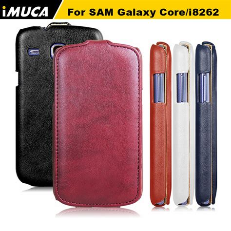 Samsung Galaxy I8262 Leather Flipshell Flipcover Lc Metalic gt i8260 goods catalog chinaprices net