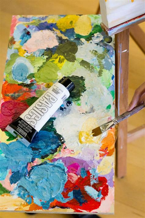 acrylic painting tips acrylics the chaos and abstract on