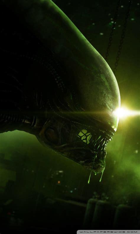 alien isolation  hd desktop wallpaper   ultra hd tv