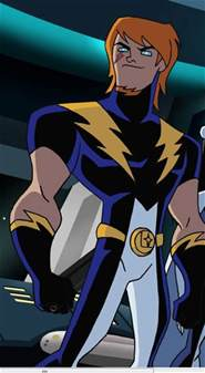 Lightning Lad Lightning Lad Legion Of Superheroes Wiki