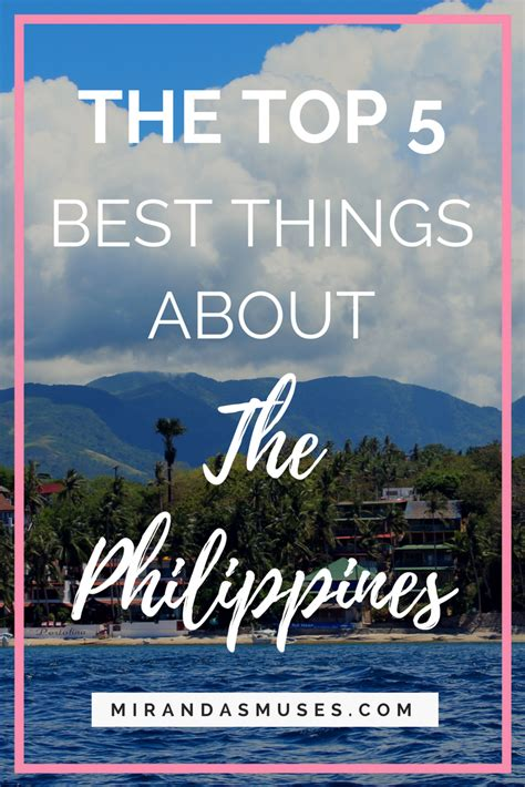 Top 5 Things Wed Like On The Next Ipod by The 5 Best Things In The Philippines Miranda S Muses