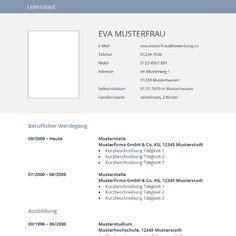 Lebenslauf Vorlage T3n Kostenlose Vorlage F 252 R Die Bewerbung Mit Deckblatt Anschreiben Und Lebenslauf Http