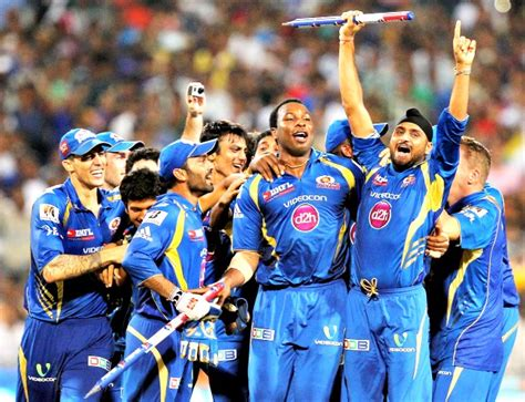 Mumbai Indians CLT20 Squad & Fixtures 2014 | Cricket Heaven