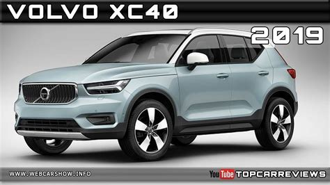2019 Volvo Xc40 Price by 2019 Volvo Xc40 Review Rendered Price Specs Release Date