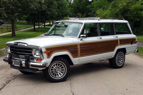 1990 Jeep Grand Wagoneer For Sale 1990 Jeep Grand Wagoneer 186019