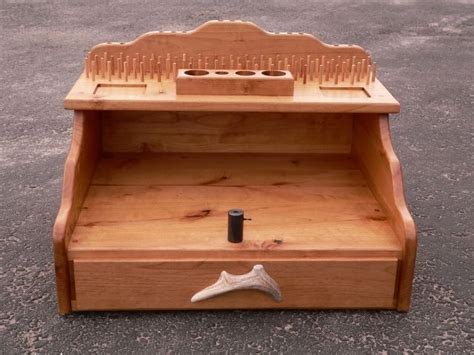 homemade fly tying bench royal coachman fly tying station pinterest