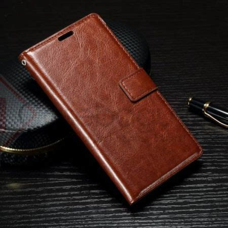 Casing Hp Xperia Z5 Totol Cover Leather Kulit casing dompet kulit for sony xperia xa indotechno