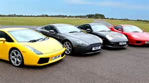 Awesome Foursome Driving Thrill Choice Voucher   Gift Vouchers