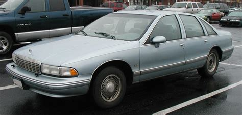 how to work on cars 1993 chevrolet caprice classic head up display 1993 chevrolet caprice information and photos momentcar