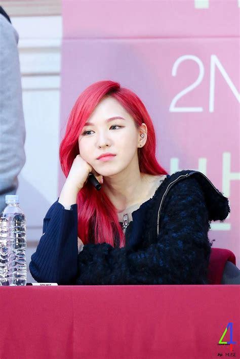 red velvet red velvet wendy rv red velvet wendy red hair