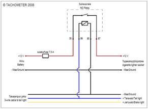12 volt cigarette lighter wiring diagram 12 get free image about wiring diagram