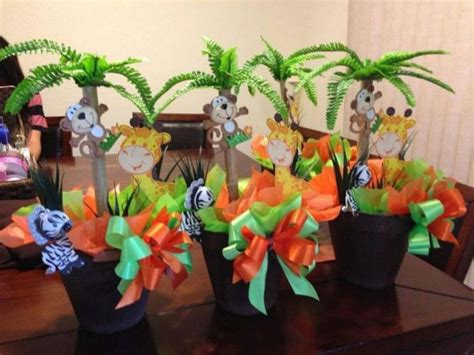 baby shower jungle theme decorations 31 jungle theme baby shower table decoration ideas