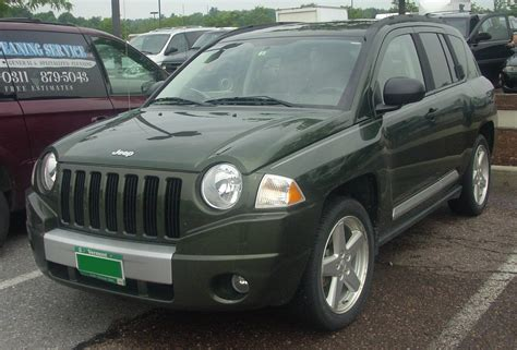 Jeep Compas 2008 2008 Jeep Compass Information And Photos Momentcar