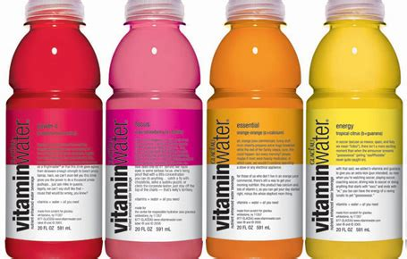 The Detox Bottle By Sued by Vitaminwater Soda In Disguise The Healthy Home Economist