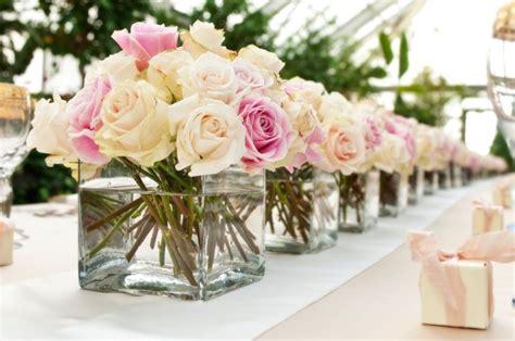 Festliche Dekoration Hochzeit by Tischdeko 60 Ideen Wie Sie Mit Blumen Den Tisch