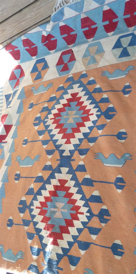 Native American Rug Or Blanket Can You Help Me Id Identifying Rugs