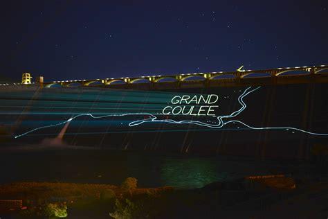 grand coulee dam laser light new laser light show at grand coulee dam new laser light