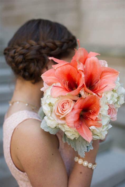 color inspiration coral and gold wedding ideas modwedding