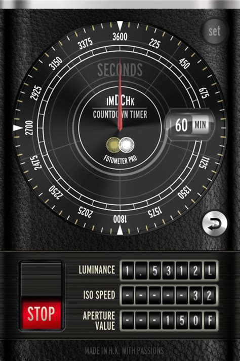 candle light meter app tip a look at 5 iphone lightmeter apps