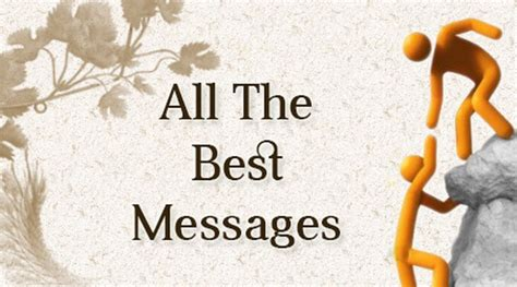 wishing all the best messages all the best messages luck wishes sle