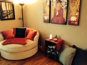 creating a zen room create a meditation space in your home round chair zen