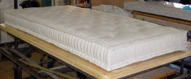 our mattress style window seat cushion driven by