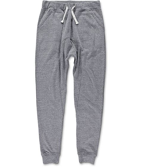 Jogger Grey by Zine Cover Grey Knit Jogger Zumiez