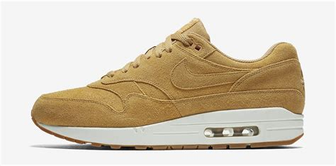 Nike Air Max 1 Wheat 2 0 nike wheat sneakers sole collector