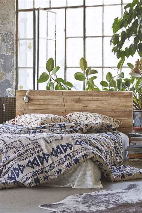 home outfitters headboards 4040 locust angled wood headboard from urban outfitters
