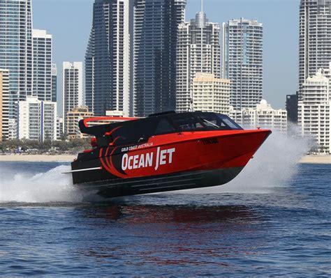 jet boat speed high speed jet boating gold coast ocean jet boating