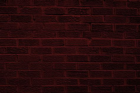 dark brick wall background dark red brick wall texture picture free photograph