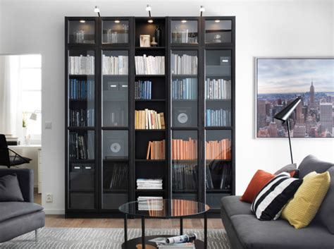 black bookcases with glass doors black bookcases with glass doors roselawnlutheran