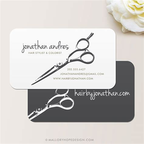 hairdresser business card templates 20 barber business cards free psd eps ai indesign