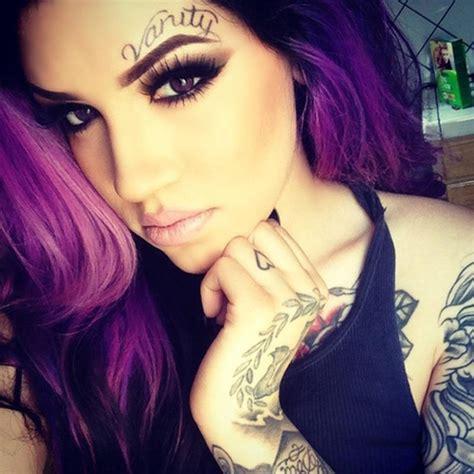 tattoo above eyebrow in news vanity fail photo